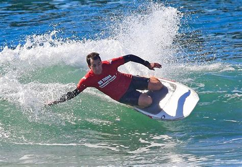 Jack Beresford wins Kneeboard Surfing USA title number five