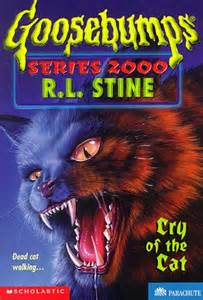 the cat who series cry of the cat r l stine fiction book product reviews