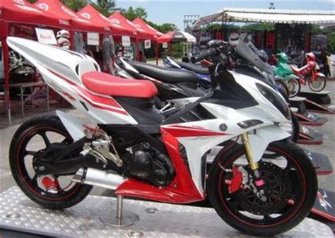 Modif Skotlet Yamaha Jupiter Mx 135 2010 by Foto Gambar Motor Modif Jupiter Mx Sederhana 135 King