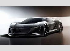 Audi PB18 etron Concept is a 670 hp allelectric rocket
