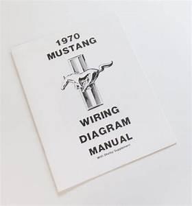 1970 Mustang Wiring Diagram Manual