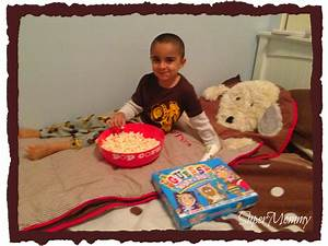 How To Plan A U0026quotslumber Partyu0026quot With Your Kids