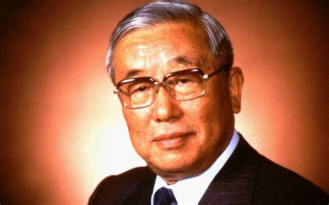 Disparition d'Eiji Toyoda, l'un des patrons historiques de ...