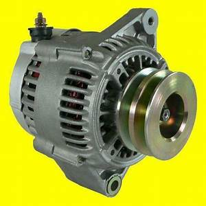 Yanmar Alternator  Parts  U0026 Accessories