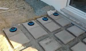 Plot Plastique Terrasse : terrasse sur plot sur terre ~ Edinachiropracticcenter.com Idées de Décoration
