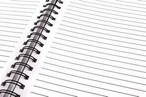 Carnet Page Blanche : images gratuites carnet l 39 criture crayon record ~ Teatrodelosmanantiales.com Idées de Décoration