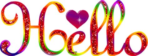 gorden hello rainbow 40 delightful hello glitter pictures