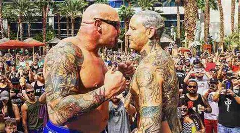 Former UFC Heavyweight Shane Carwin Knocks Out Jason Ellis ...