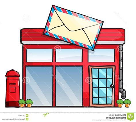 bureau post it post office building