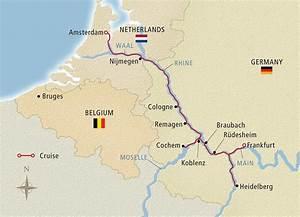 Legends of the Rhine Frankfurt to Amsterdam - Viking River ...