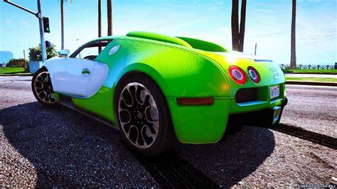 Bugatti veyron wheels for sale. Bugatti Veyron with automatic spoiler v4.0 Final for GTA 5