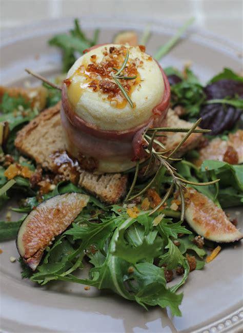 la cuisine des saveurs salade au chavignol farci aux fruits secs saveurs de la