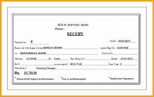 salary receipt template salary invoice template salary With driver salary receipt template india