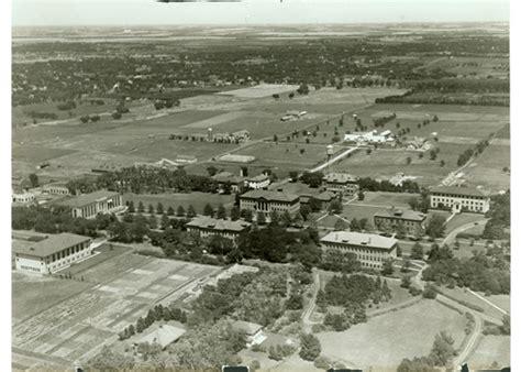 east campus landscape history unl gardens nebraska