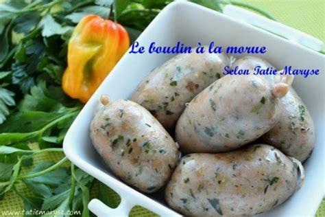 recette de cuisine antillaise guadeloupe recette du boudin antillais à la morue selon tatie maryse cuisine antillaise