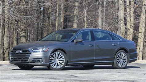 Review Audi A8 L by 2019 Audi A8 Review Try Harder