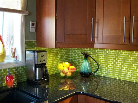 recycled glass backsplashes for kitchens recycled glass colors and green tiles on 7656