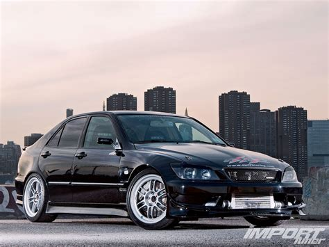 2002 Lexus Is300 by 2002 Lexus Is300 Import Tuner Magazine