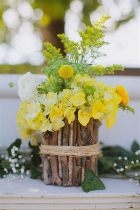 Diy Florals Rustic Spring Wedding Ideas Marvelous