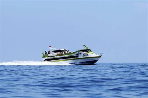 Fast Boat A Gili by Wahana Gili Ocean Fast Boat From Bali To Lombok Bali To
