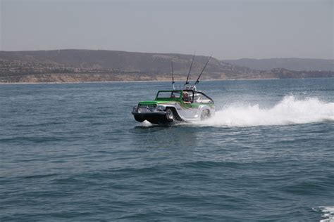 watercar panther car review  top speed