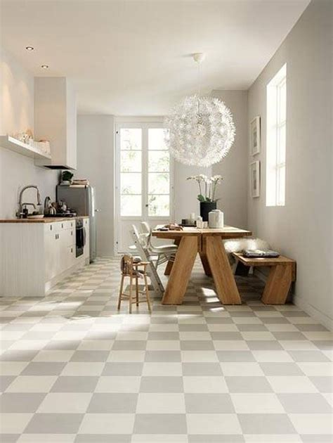 white tile floor kitchen 20 best kitchen tile floor ideas for your home 1472