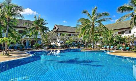 First Bungalow Beach Resort, Koh Samui, Thailand