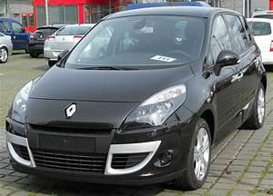 Renault Scenic 3 : file renault sc nic iii front 1 wikimedia commons ~ Gottalentnigeria.com Avis de Voitures