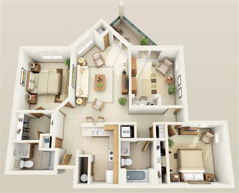 3 room apartement in the green apartments for rent in apartments floor plans 3 bedrooms buybrinkhomes com