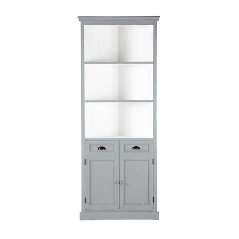 chambre d ado ikea meuble d 39 angle en bois gris l 84 cm newport maisons du monde