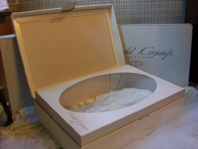 wedding dress in a box a wedding dress preservation kit for bridal gown storage