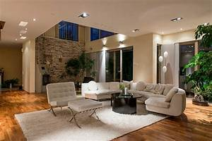 Deco Salon Moderne : d co salon style moderne ~ Teatrodelosmanantiales.com Idées de Décoration