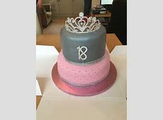 Girls 18th birthday cake … 18th Gebur…