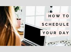How To Plan Your Day With Google Calendar Time