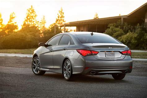 Hyundai America by Hyundai Gives 2014 Sonata Sedan A Minor Facelift For
