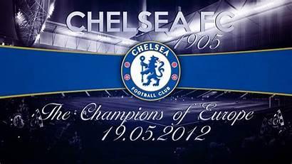 Chelsea Champions League Football Backgrounds Fc Desktop