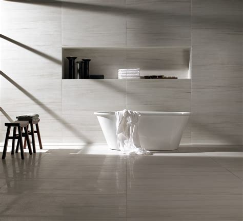 porcelain tile that looks like marble bathroom