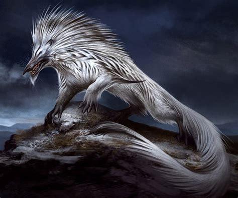 Art Student Impresses with Fantastic Creature Designs ...