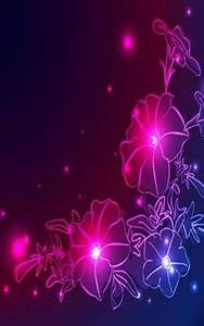 orchids neon wallpapers Google Search