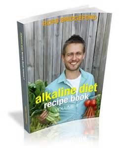 Alkaline Diet Recipe Book - Vol 2