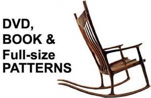 rocking chair plans maloof plans diy free download log end