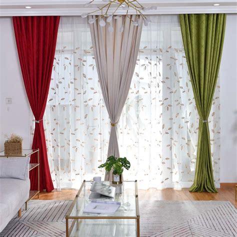 vorhänge im schlafzimmer vorhang geometrisch muster im schlafzimmer