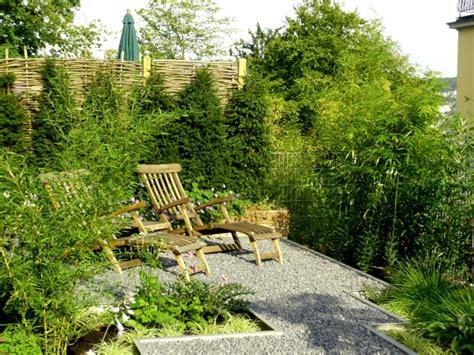 Kleiner Schmaler Garten  Bilder Und Beispiele Zur