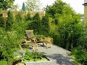 Kleiner Baum Garten : kleiner schmaler garten bilder und beispiele zur ~ Lizthompson.info Haus und Dekorationen