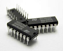 List Integrated Circuit Packaging Types Wikipedia