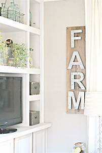 Diy farmhouse home decor ideas the th avenue