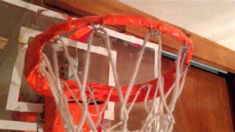 custom homemade hoop review  dunks youtube
