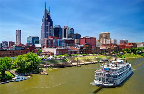 Nashville, Tenn.: City for Retiring in Good Health