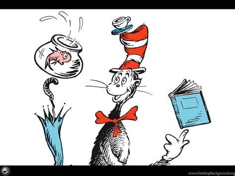 Cat In The Hat Clip Dr Seuss Cat Hat Clip Desktop Background