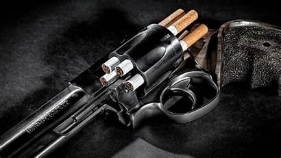 Smoking Wallpapers Quit Gun Cigarette Tobacco Cigarettes